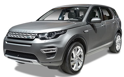 Land Rover Discovery Sport 2.0 Benzyna Si4 PURE 5 drzwi