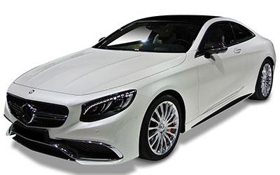 Mercedes-Benz Klasa S S 500 Coupe 2 drzwi