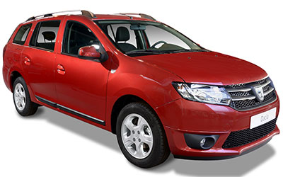 Dacia Logan MCV 0.9 TCe Laureate Easy-R 5 drzwi