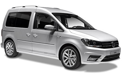 Volkswagen Caddy 1.2 TSI BMT 5-biegowa 84KM 4 drzwi