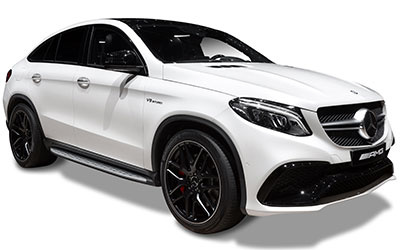 Mercedes-Benz GLE Coupe Mercedes-AMG GLE 63 4MATIC 5 drzwi