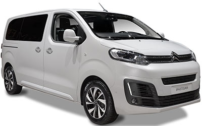 Citroën SpaceTourer 2.0 BlueHDi 180 S&S Shine EAT6 XS 5 drzwi