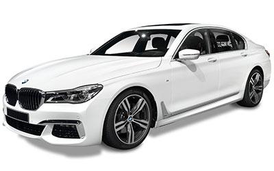 BMW Seria 7 730d A 4 drzwi