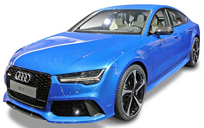 Audi RS7 4.0 TFSI quattro Sportback 5 drzwi