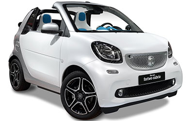 smart fortwo cabrio 52 kW 2 drzwi