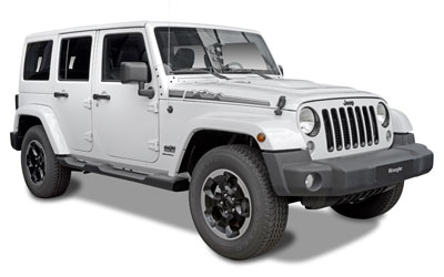 Jeep Wrangler V6 3.6 75th Anniversary Unlimited A5 5 drzwi