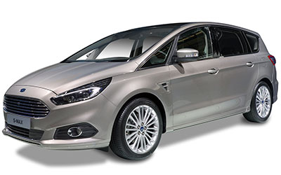 Ford S-Max 2.0 TDCi Vignale 180KM Powershift 4WD 5 drzwi
