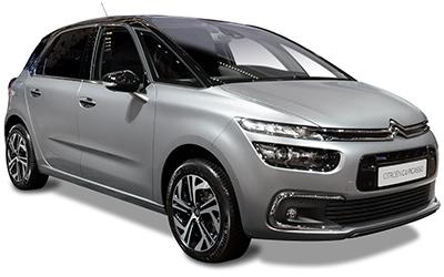 Citroën C4 Picasso 1.6 BlueHDi 120 More Life 5 drzwi
