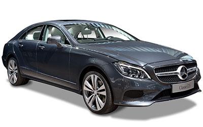 Mercedes-Benz klasa CLS CLS 500 4 drzwi