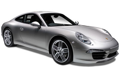 Porsche 911 Carrera Black Edition 2 drzwi