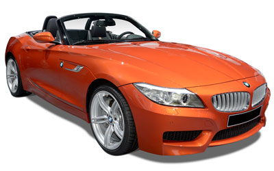 BMW Z4 sDrive35is 2 drzwi