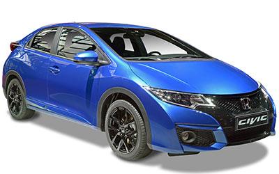 Honda Civic 1.6D S 5 drzwi