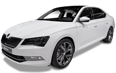 Škoda Superb 2.0 TDI CR DPF 140kW Start-Stop SCR L&K 5 drzwi
