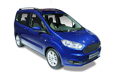 Ford Tourneo Courier 1.0 EcoBoost 100KM Titanium 5 drzwi