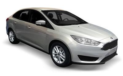 Ford Focus 1.5 TDCi 95KM Trend 4 drzwi