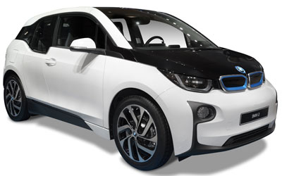 BMW i3 i3 z Range Extenderem 5 drzwi