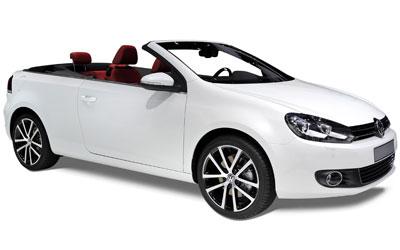 Volkswagen Golf 1.6 TDI-CR BMT 5 bieg. 110KM Cabriolet 2 drzwi