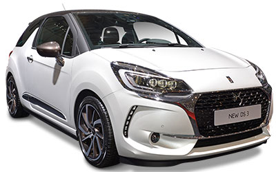 DS DS 3 1.6 THP 208 GT Performance Black Special 3 drzwi