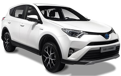 Toyota RAV4 2.5 Hybrid E-CVT hyrbyda Premium 5 drzwi