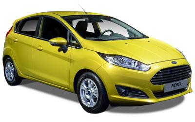 Ford Fiesta 1.5 TDCi Trend 5 drzwi