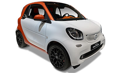 smart fortwo coupe 51 kW prime 3 drzwi
