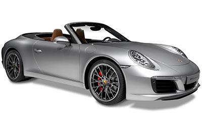 Porsche 911 Carrera Cabriolet 2 drzwi