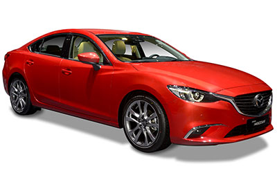 Mazda Mazda6 2.5 SKYACTIV-G SKYPASSION AT 4 drzwi