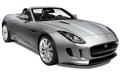 Jaguar F-TYPE 3.0 V6 S/C S Convertible RWD Auto 2 drzwi