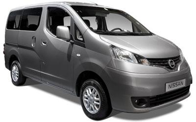 Nissan EVALIA 1.5 dCi Tekna 110KM 5 drzwi