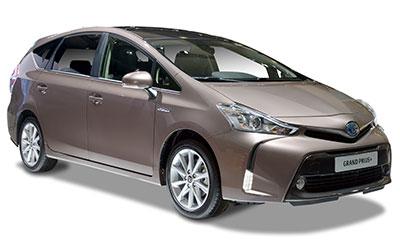 Toyota Prius+ 1.8 Hybrid 136 KMPrestige 5 drzwi