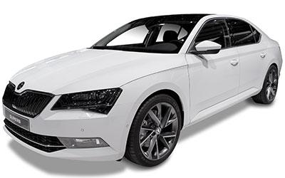 Škoda Superb 2.0 TDI CR 140kW S-S DSG 4x4 SCR Style 5 drzwi