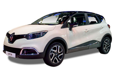 Renault Captur 1.5 dCi Energy Intens 5 drzwi
