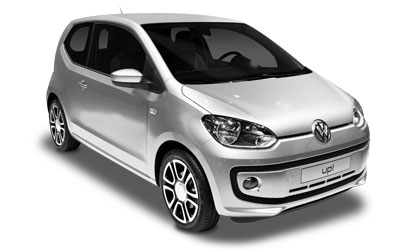 Volkswagen up! 1.0 60KM move up! 3 drzwi