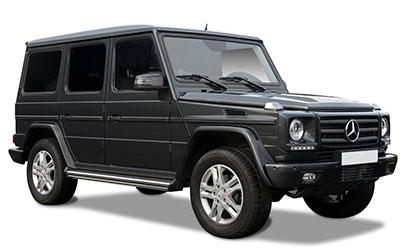 Mercedes-Benz Klasa G G 500 LWB 5 drzwi