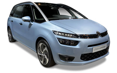 Citroën Grand C4 Picasso 1.6 BlueHDi 120 MoreLife 5 drzwi