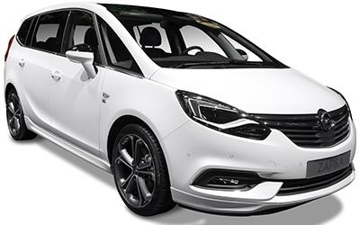 Opel Zafira 1.6 Turbo Ecotec Elite Automat 5 drzwi