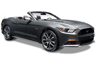 Ford Mustang 5.0 TI-VCT GT 2 drzwi