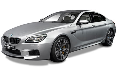BMW Seria 6 M6 Gran Coupé 4 drzwi