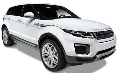 Land Rover Range Rover Evoque 2.0 D TD4 180 KM 5 drzwi Pure 5 drzwi