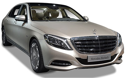 Mercedes-Benz Klasa S S 500 L 4 drzwi