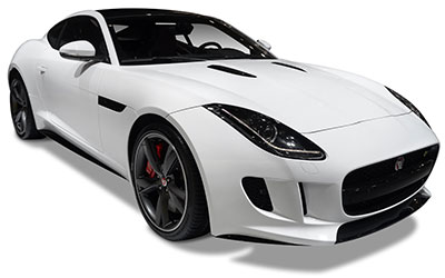 Jaguar F-TYPE 5.0 V8 S/C SVR Convertible AWD Auto 3 drzwi