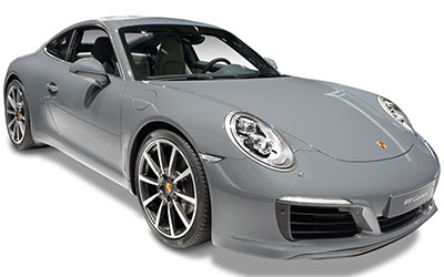 Porsche 911 Turbo S Coupe 2 drzwi