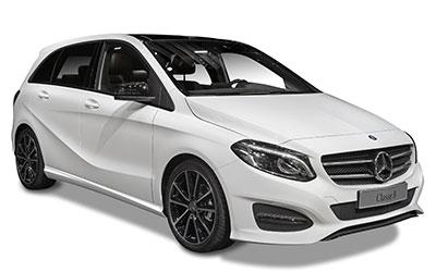 Mercedes-Benz Klasa B B 220 4Matic 5 drzwi