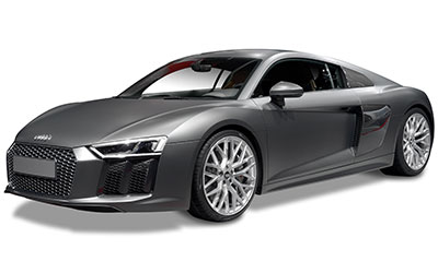 Audi R8 5.2 FSI quattro S tronic 2 drzwi