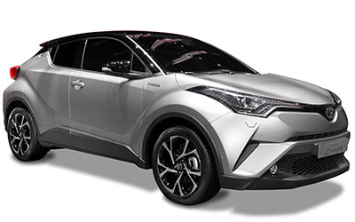 Toyota C-HR 1.2 Turbo 116 KM Dynamic 5 drzwi