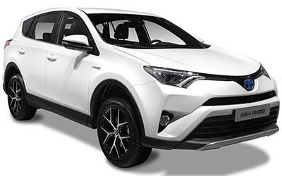 Toyota RAV4 2.5 Hybrid E-CVT hyrbyda Prestige 5 drzwi