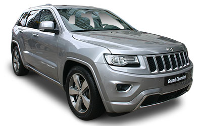 Jeep Grand Cherokee V6 3.6 L Overland Summit A5 5 drzwi