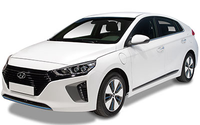 Hyundai IONIQ 1.6 GDi 141KM 6DCT PREMIUM 5 drzwi