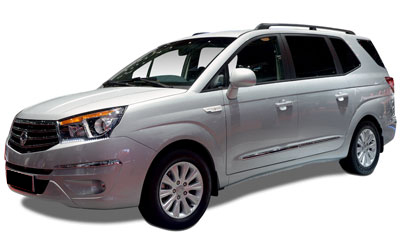 Ssangyong Rodius 2.2D Crystal Plus 5 drzwi