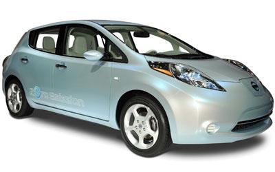 Nissan Leaf 24 khW Visia 5 drzwi